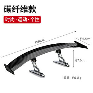 Auto Accessories Parts Rear Spoilers Wings Truck Universal Car Roof Small Tail