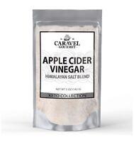 Apple Cider Vinegar Salt - Keto Collection by Caravel Gourmet - 5 oz Pouch