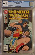 WONDER WOMAN 64 CGC 9.8 BRIAN BOLLAND COVER DC