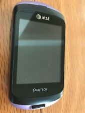 Pantech Swift - Lavender (AT&T) 3G slide keyboard  Cellular Phone