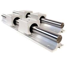 """Glacern CNC 20mm 49"""" SBR Linear Motion Guides Slides"""
