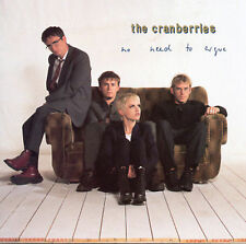 NO NEED TO ARGUE by THE CRANBERRIES (CD, 1994-Island-USA) [Missing Back Artwork]