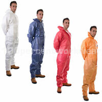 Supertouch Supertex Plus Disposable Overall Coverall Suit Hood Paint Spraying