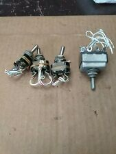 Lot Of Switches Test Equipment 4 Pcs