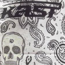 Kast Extreme Fishing Gear Skull/Paisley Bandito NWT