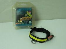 Collare cani Lampeggiante Riflettente LED TRIXIE 30-40 cm 35 mm M210