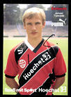 Janusz Turowski  Autogrammkarte Eintracht Frankfurt 1988-89 Original+A 126540
