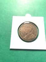 Southern Rhodesia 1935 Sterling Two Shillings Excellent Detail