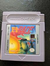 F1 Race Nintendo Original GameBoy Game - Tested, Working