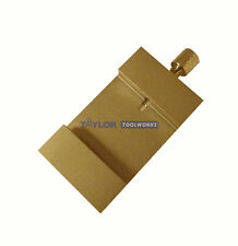 "Shinwa Brass Ruler Stop for 1"" /  25 mm Wide Machinist Rule / Rulers 76746"