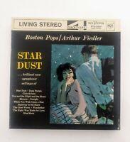 Star Dust Fiedler Boston Pops Reel to Reel Tape