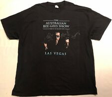 The Australian Bee Gees Show - Tribute Concert - Las Vegas Signed 2Xl