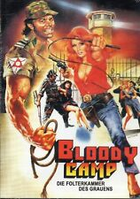 BLOODY CAMP (1978) - DVD..