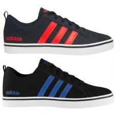 Adidas Para Hombre Zapatillas ritmo vs NUBUCK tobillo Cuello Casual Zapatos Con Cordones