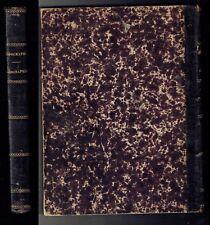 Rare - Ecole Spéciale Militaire - Cours de Topographie - Instruction Dessin 1878