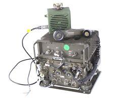 Neues Design Radio PRC 25/PRC-77 Fahrzeugversion MT-1031, H-1089, PP-770 TESTET
