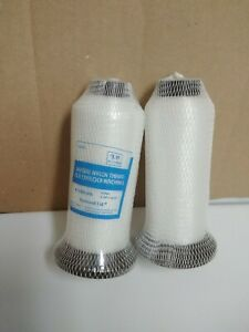 Invisible Nylon Thread for Overlock Machines Quilting Sewing lot of 2