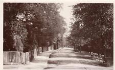 Church Lane Merton Park Nr Morden Wimbledon RP old pc used 1914