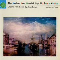 Modern Jazz Quartet, The - OST No Sun In Venice (Vinyl LP - 1958 - US - Reissue)