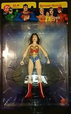 Wonder Woman, DC direct, new misp, JLA, trinity, Justice League,