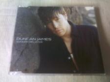 DUNCAN JAMES - SOONER OR LATER - UK CD SINGLE - BLUE