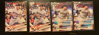 ALEX BREGMAN LOT OF 4 Topps Chrome Flash REFRACTOR RC Topps Update! Rookie