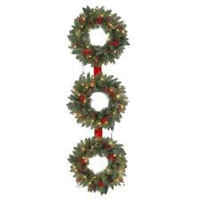 Metal Christmas Wreath for sale   eBay