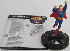 SUPERMAN 066 Batman: The Animated Series DC HeroClix Chase Rare