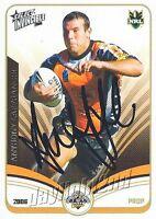 ✺Signed✺ 2006 WESTS TIGERS NRL Card ANTHONY LAFFRANCHI