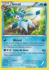 Givrali - XY3:Poings Furieux - 19/111 - Carte Pokemon Neuve Française