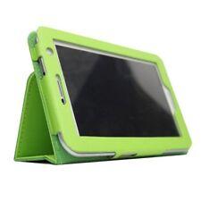 Vert Housse en cuir pour Samsung Galaxy Tab 2 P3100 / P3110 de 7 pouces C7O7