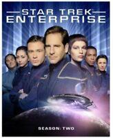 Star Trek Enterprise  Season 2 [Bluray] [2002] [Region Free] [DVD]