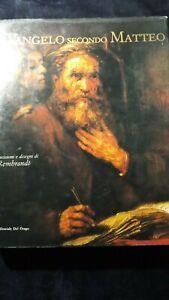 Il vangelo secondo Matteo con incisioni e disegni di Rembrandt