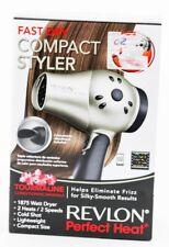 Revlon Compact Styler 1875-Watt Hair Dryer Authentic Ionic RVDR195STK1 New