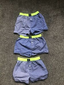Boys 5-6 Year Boxers Trunks Bundle From NEXT