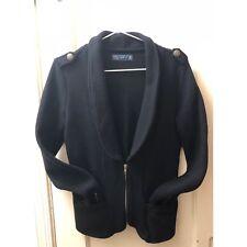Zara Womens Bomber Style Jacket