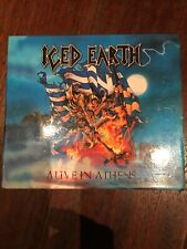 ICED EARTH - Alive In Athens (3CD Box 1999) Metal