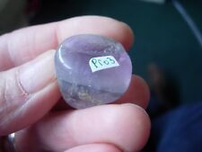 amethyst jumbo tumble with praisolite wow! no 3