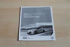 98282) Renault Megane RS 2.0 16V + GT + Coupe - Preise & Extras - Prospekt 07/20