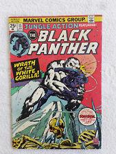 Jungle Action #13 (Jan 1975, Marvel) Marvel Value Stamp VG+