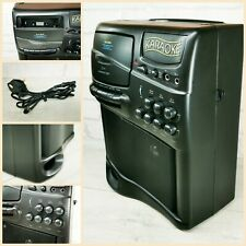 More details for vintage alba ka822 single tape portable karaoke system 100% working & stunning !