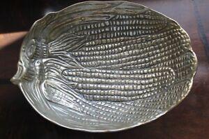 Decorative Brass Bowl, Italian