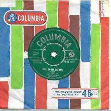 "Tony Brent Girl Of My Dreams UK 45 7"" single +Don't Play That Melody"