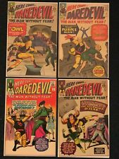 New ListingDaredevil #3 4 5 6 Marvel - Nice copies! - 1st App Owl & Purple Man