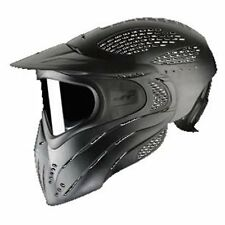 Empire JT Paintball Premise Headshield Goggles Black Goggle Mask NEW!