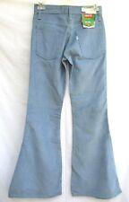 VTG..LEVIS..LIGHT BLUE..CORDUROY..BIG BELL..JEANS / PANTS..NEW OLD STOCK.26 X 30