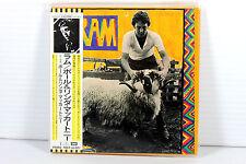 PAUL MCCARTNEY: RAM, JAPAN MINI LP CD, ORIGINAL, RARE / THE BEATLES