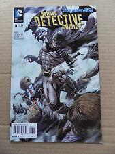 Detective Comics 8 . Catwoman / Scarecrow App . DC 2012 - VF