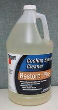 FLEETGUARD RESTORE PLUS COOLANT SYSTEM CLEANER - 1 GALLON - CC2638-WTP-40