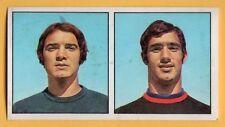 FIGURINA CALCIATORI PANINI 1970/71 - ZANIER/PORRINO - CASERTANA